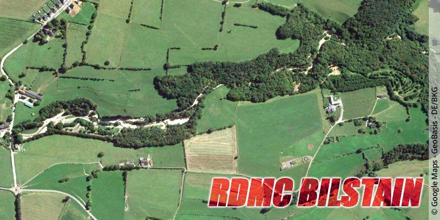 Enduro-Gelände RDMC Bilstain in Belgien