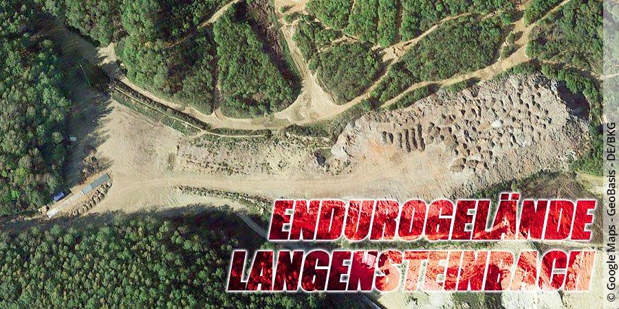 Endurogelände Langensteinbach in Sachsen