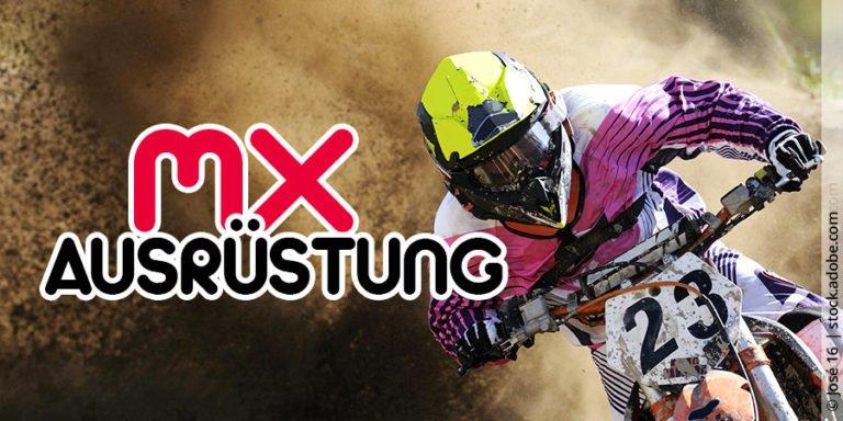 Welche Ausrüstung ist für Motocross sinnvoll?