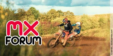 Das neue Motocross-Forum