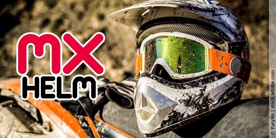 Motocross-Helm kaufen - Worauf musst du besonders achten?