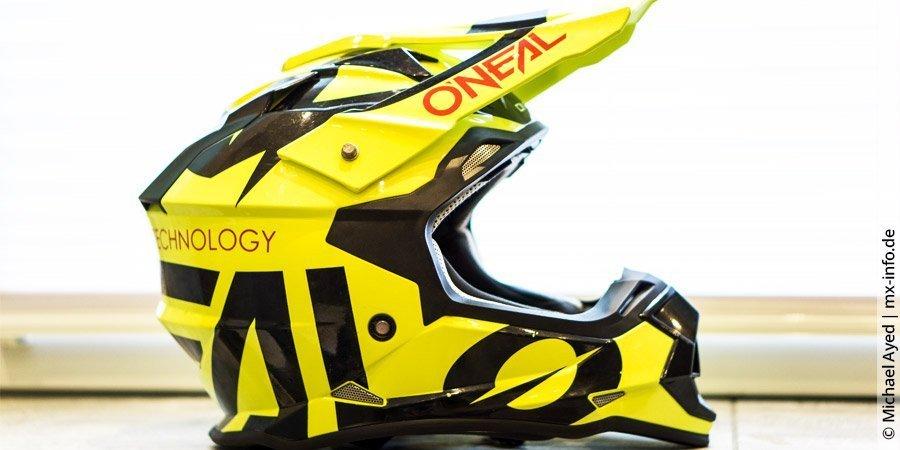 Welche Rolle spielen Dekore und Design beim MX-Helm?