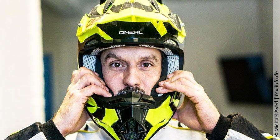 Passform und Sitz – Das A und O beim Motocross-Helm