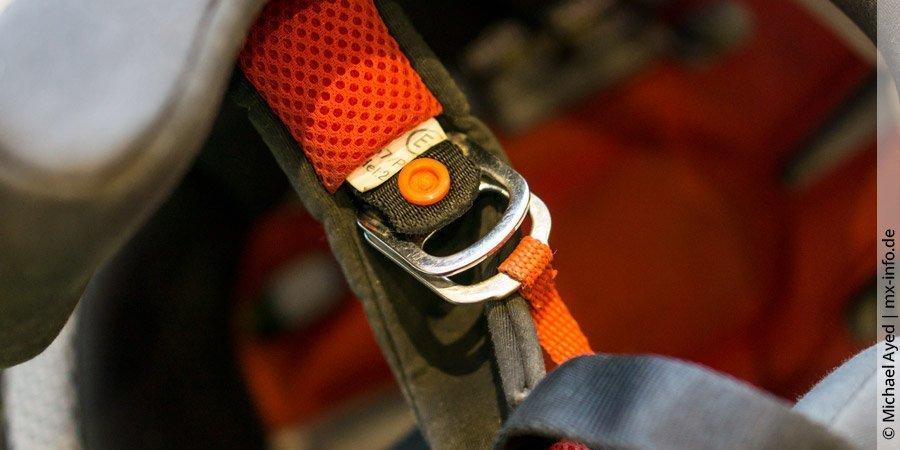 Welches Verschlusssystem ist beim Motocross-Helm das Beste? Doppel-D