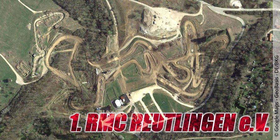 Motocross-Strecke 1. RMC Reutlingen e.V. in Bden-Württemberg