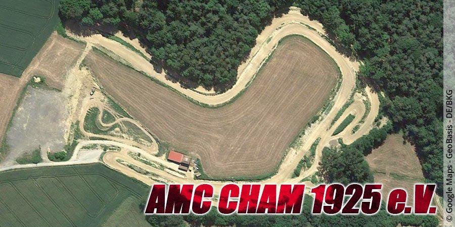Motocross-Strecke AMC Cham 1925 e.V. in Bayern