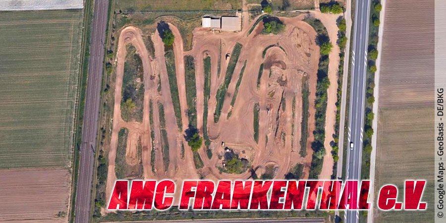 Motocross-Strecke AMC Frankenthal e.V. in Rheinland-Pfalz