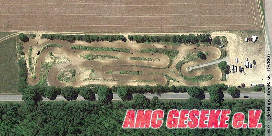 Motocross-Strecke AMC Geseke e.V. in Nordrhein-Westfalen