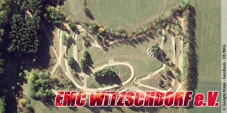 Motocross-Strecke EMC Witzschdorf e.V. in Sachsen
