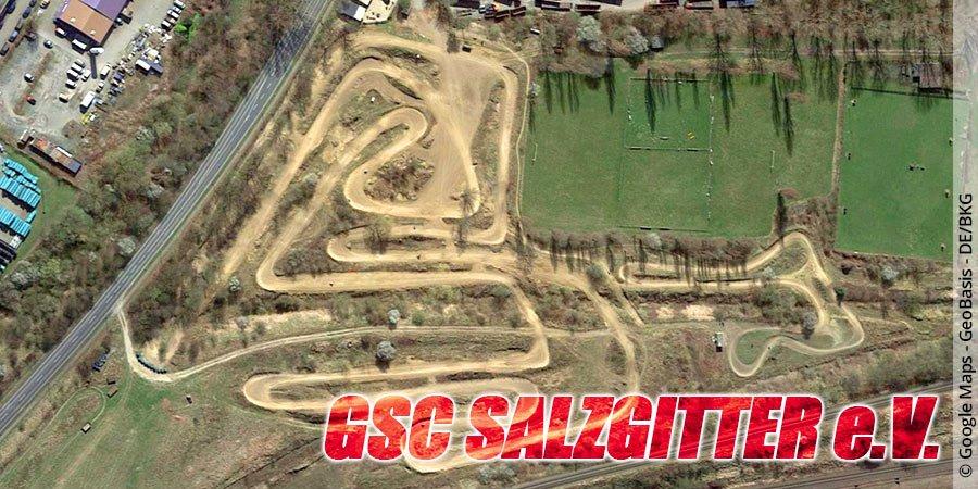 Motocross-Strecke GSC Salzgitter e.V. in Niedersachsen