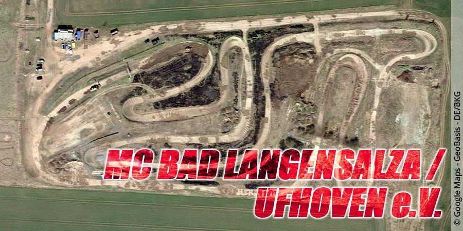 Motocross-Strecke MC Langensalza/Ufhoven e.V. in Thüringen