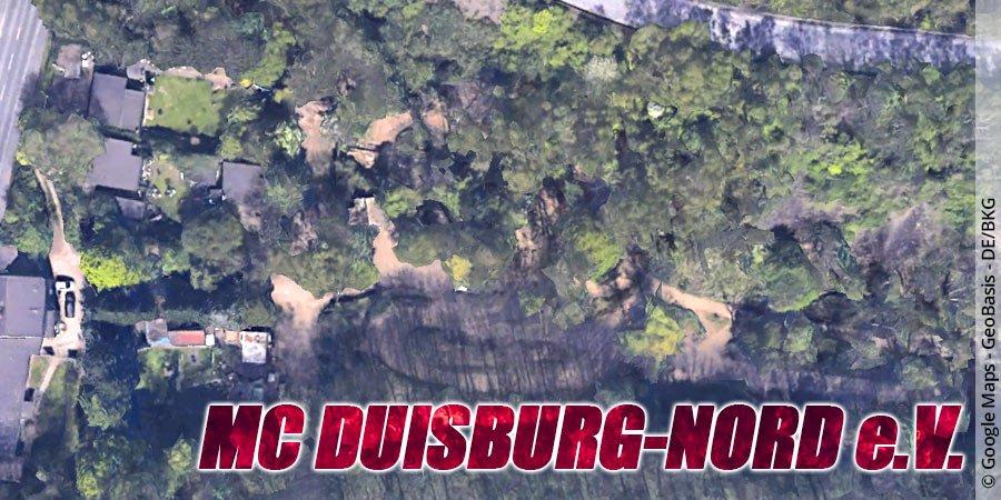 Motocross-Strecke MC Duisburg-Nord e.V. in Nordrhein-Westfalen