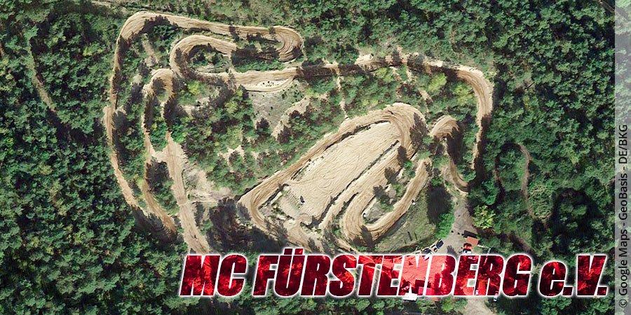Motocross-Strecke MC Fürstenberg e.V. in Brandenburg