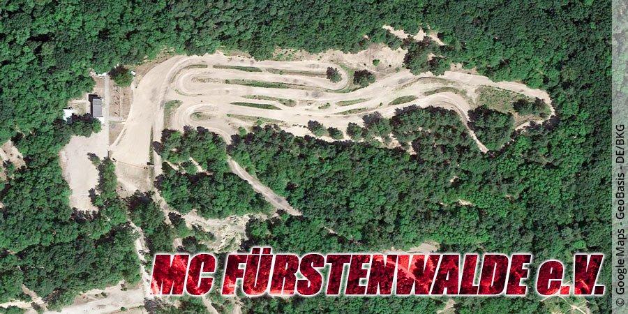 Motocross-Strecke MC Fürstenwalde e.V. in Brandenburg