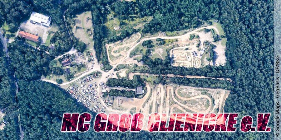 Motocross-Strecke MC Groß Glienicke e.V. in Brandenburg