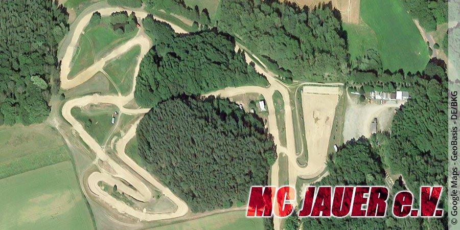 Motocross-Strecke MC Jauer in Sachsen
