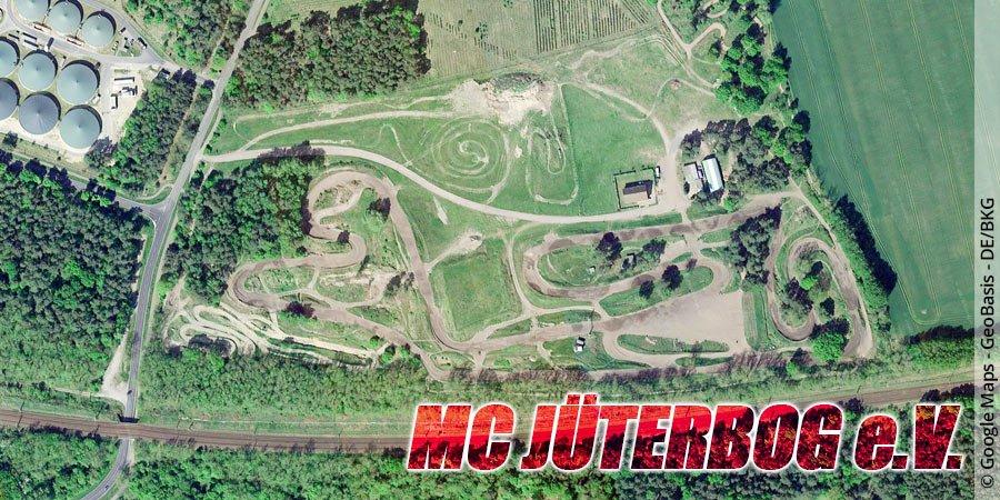 Motocross-Strecke MC Jüterbog e.V. im ADAC in Brandenburg