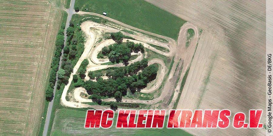 Motocross-Strecke MC Klein Krams e.V. in Mecklenburg-Vorpommern