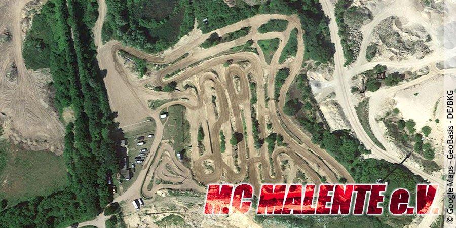 Motocross-Strecke MC Malente e.V. in Schleswig-Holstein