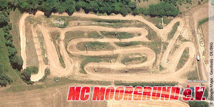 Motocross-Strecke MC Moorgrund e.V. in Thüringen