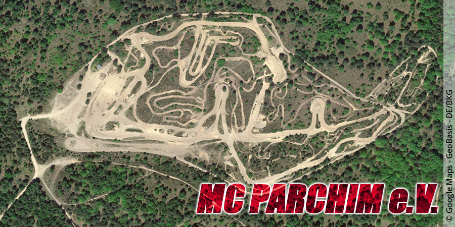 Motocross-Strecke MC Parchim e.V. in Mecklenburg-Vorpommern