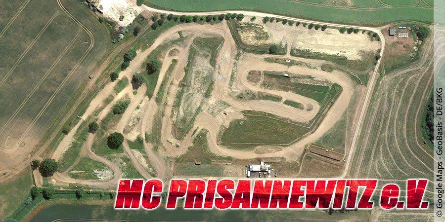 Motocross-Strecke MC Prisannewitz e.V. in Mecklenburg-Vorpommern