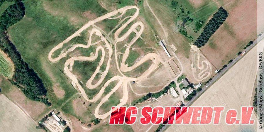 Motocross-Strecke MC Schwedt e.V. in Brandenburg