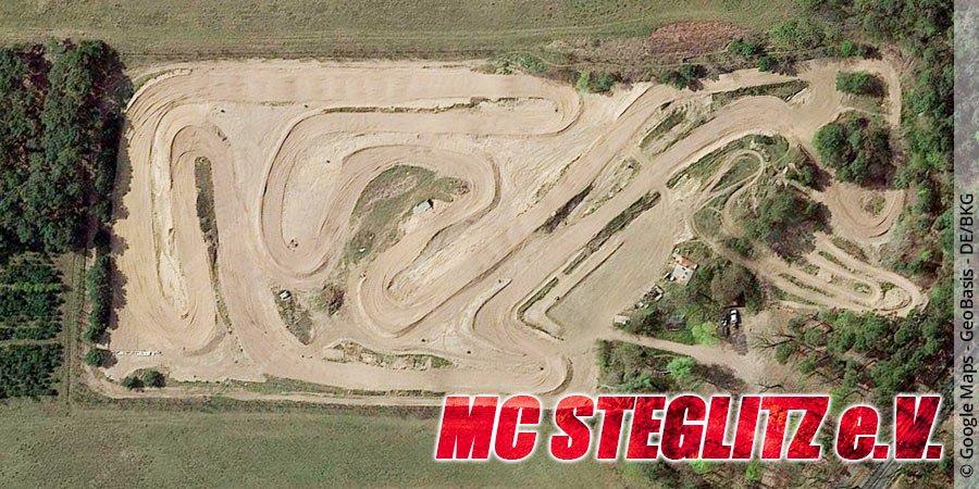 Motocross-Strecke MC Steglitz e.V. in Brandenburg