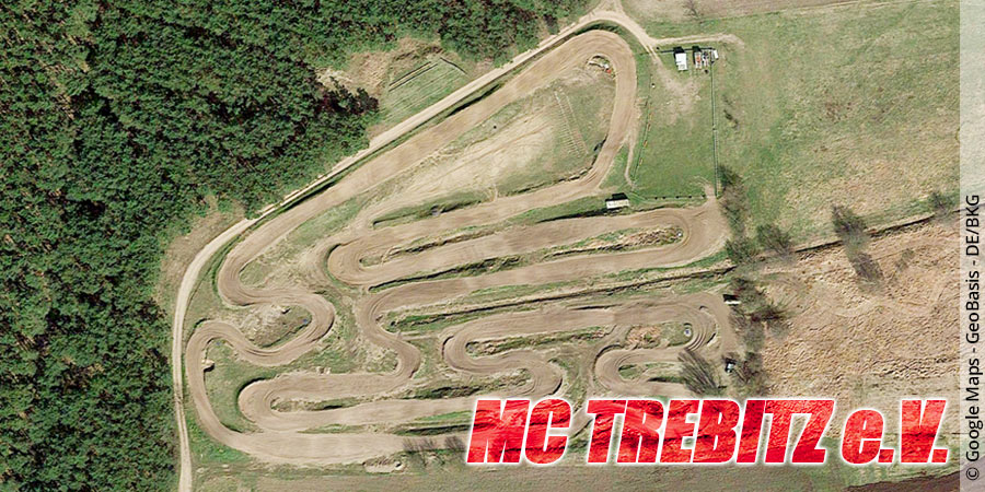 Motocross-Strecke MC Trebitz e.V. in Sachsen-Anhalt