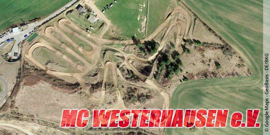Motocross-Strecke MC Westerhausen e.V. in Sachsen-Anhalt