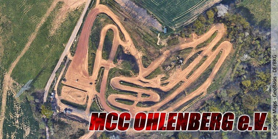 Motocross-Strecke MCC Ohlenberg e.V. in Rheinland-Pfalz