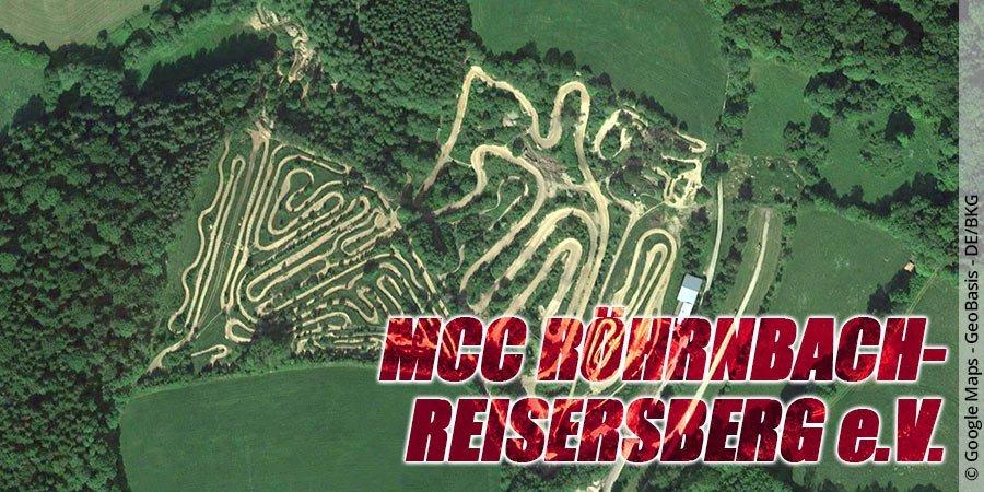 Motocross-Strecke MCC Röhrnbach-Reisersberg e.V. in Bayern