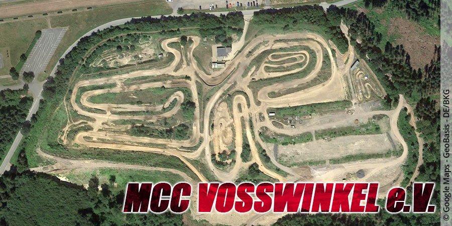 Motocross-Strecke MCC Vosswinkel e.V. in Nordrhein-Westfalen