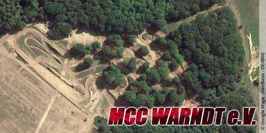 Motocross-Strecke MCC Warndt e.V. im Saarland