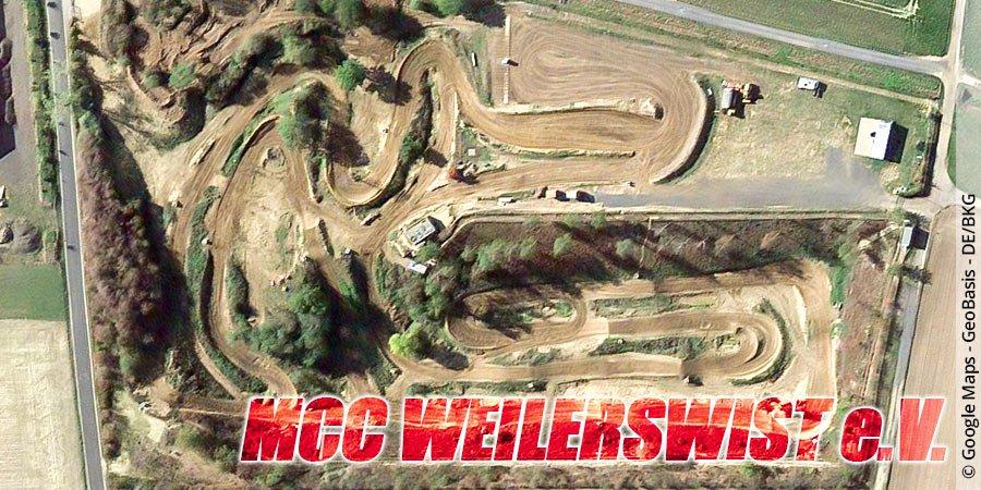 Motocross-Strecke MCC Weilerswist in Nordrhein-Westfalen