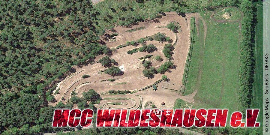 Motocross-Strecke MCC Wildeshausen e.V. in Niedersachsen