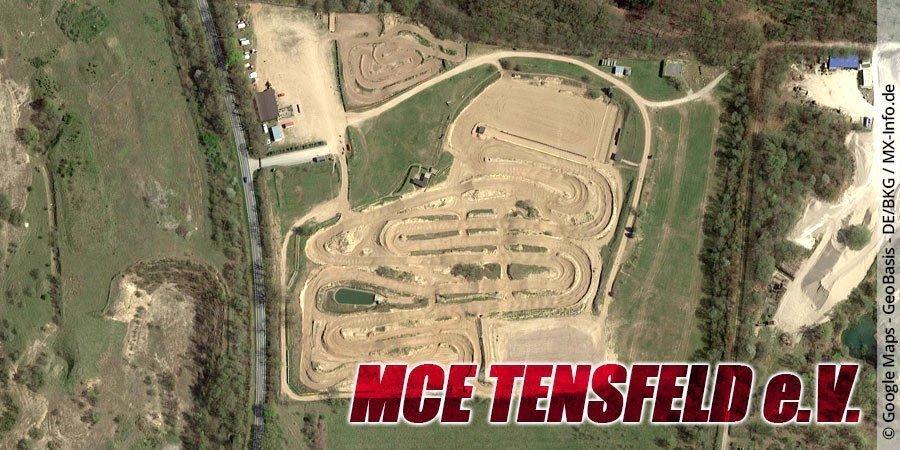 Motocross-Strecke MCE Tensfeld e.V. in Schleswig-Holstein
