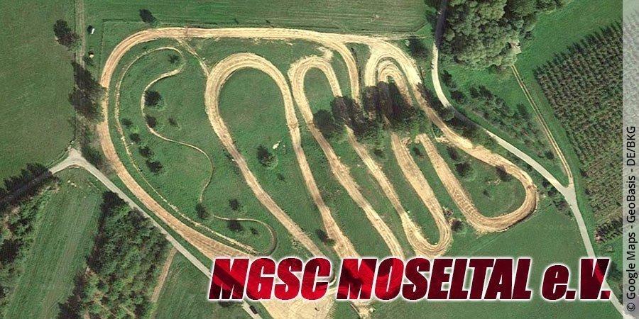 Motocross-Strecke MGSC Moseltal e.V. in Rheinland-Pfalz