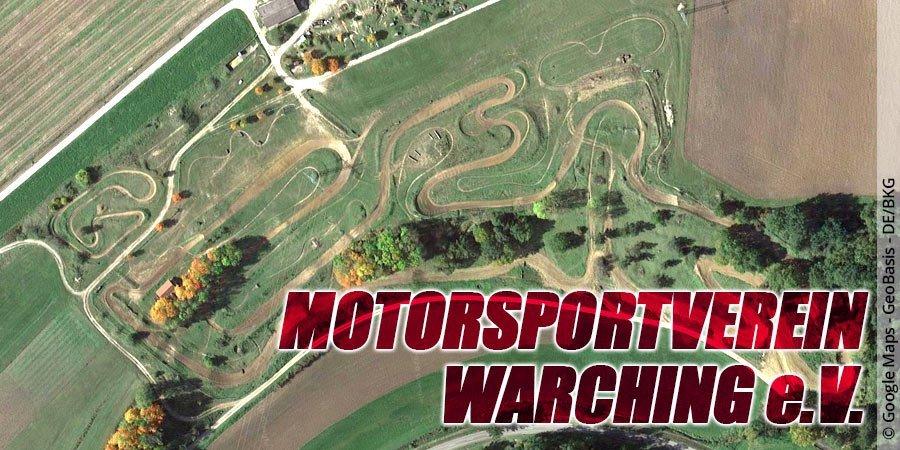 Motocross-Strecke Motorsportverein Warching e.V. in Bayern