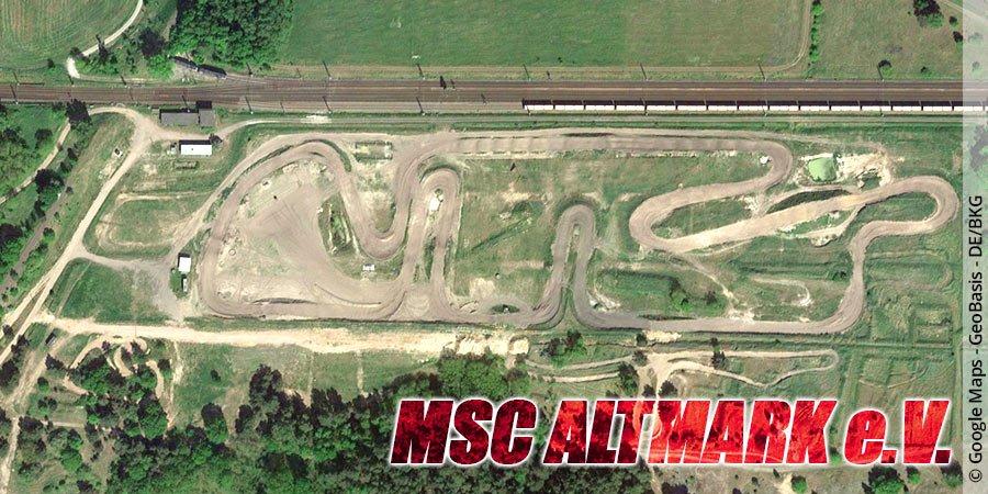 Motocross-Strecke MSC Altmark e.V. in Sachsen-Anhalt