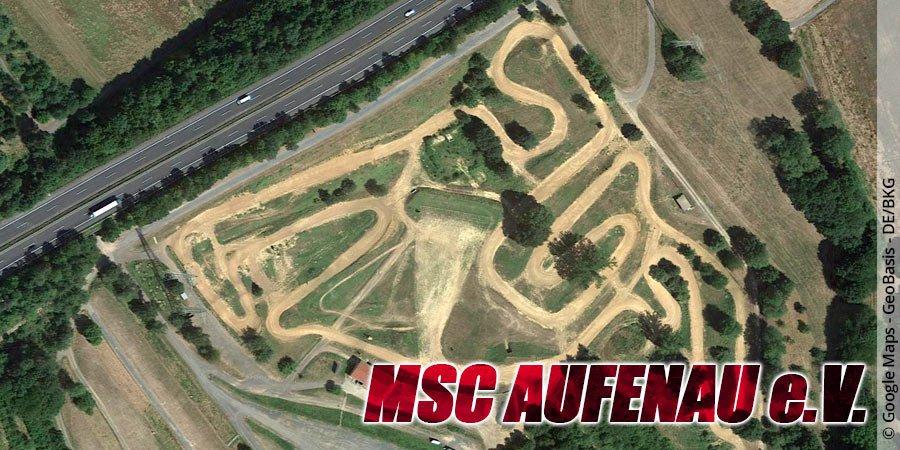 Motocross- Strecke MSC Aufenau e.V. in Hessen