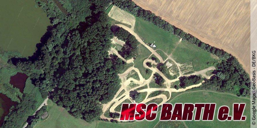 Motocross-Strecke MSC Barth e.V. in Mecklenburg-Vorpommern