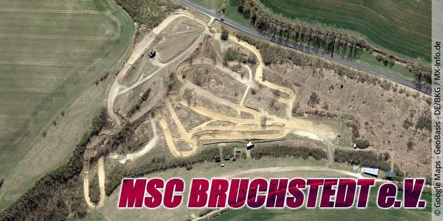 Motocross-Strecke MSC Bruchstedt e.V. in Thüringen