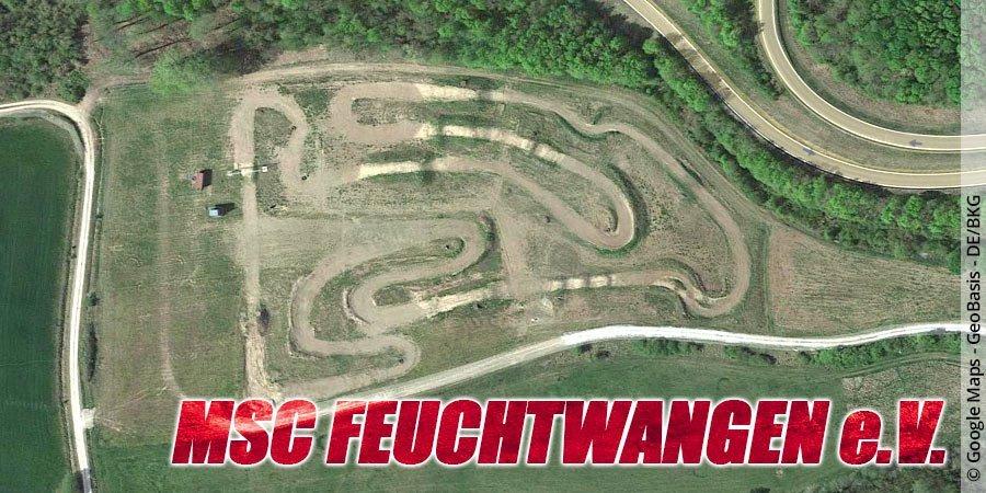 Motocross-Strecke MSC Feuchtwangen e.V. in Bayern