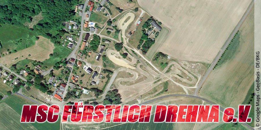 Motocross-Strecke MSC Fürstlich Drehna e.V. in Brandenburg