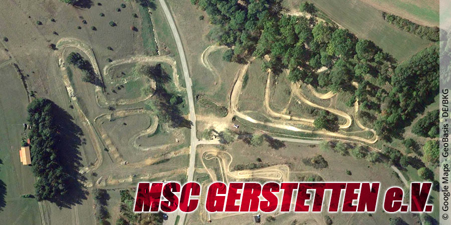Motocross-Strecke MSC Gerstetten e.V. in Baden-Württemberg