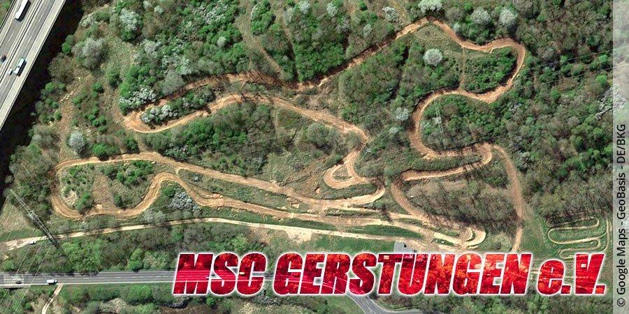 Motocross-Strecke MSC Gerstungen e.V. in Thüringen