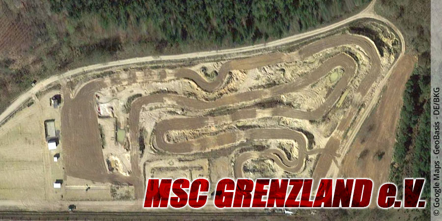Motocross-Strecke MSC Grenzland e.V. in Nordrhein-Westfalen