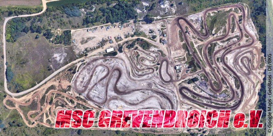 Motocross-Strecke MSC Grevenbroich e.V. in Nordrhein-Westfalen