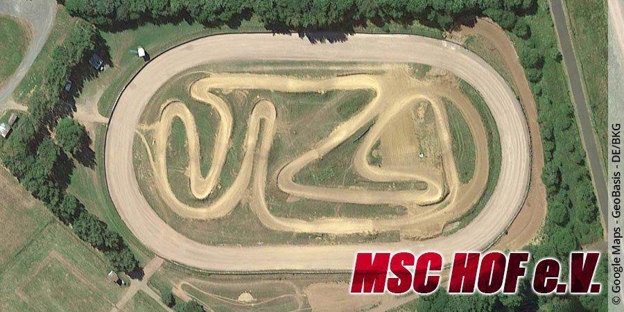 Motocross-Strecke MSC Hof in Rheinland-Pfalz